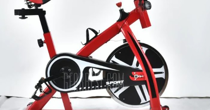 JS2001 - Spinning Bike Coupon - GearBest Coupon Codes | Daily