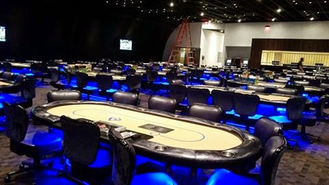 Sugarhouse Poker Room Review