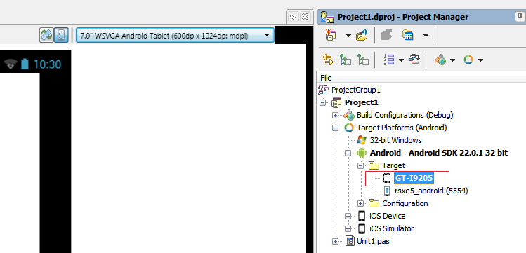 My first Android App with Delphi XE5 ~ Random thoughts on coding and