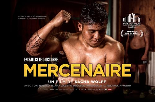 Mercenário Torrent - BluRay Rip 720p e 1080p Dual Áudio (2016)