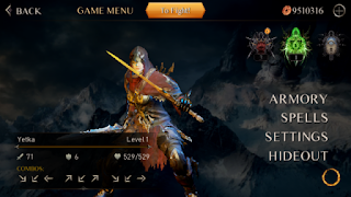 Lord of The Fallen apk + obb