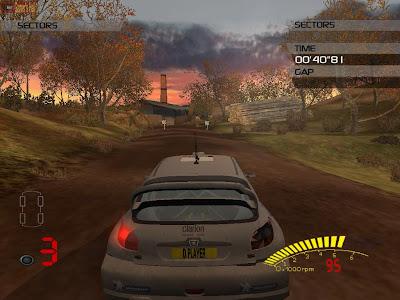 V-Rally 3 (PS2) 2002