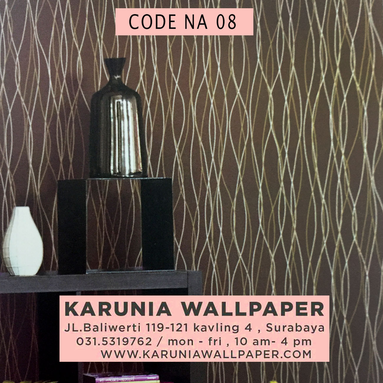 interior wallpaper dinding surabaya