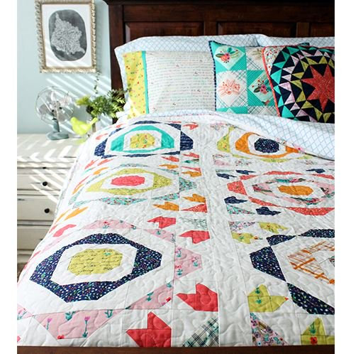 Briar and Bramble....quilt pattern by Amy Gibson