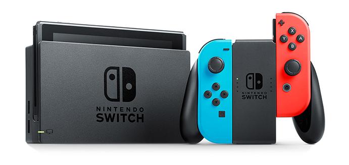 Nueva consola de Nintendo