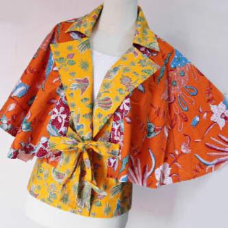 Model Gambar Batik Solo Cantik Unik Terbaru