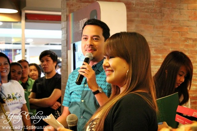 John Lloyd Cruz and DJ Suzy