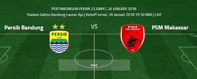 Persib Bandung vs PSM Makassar: Panpel Siapkan 30 Ribu Tiket