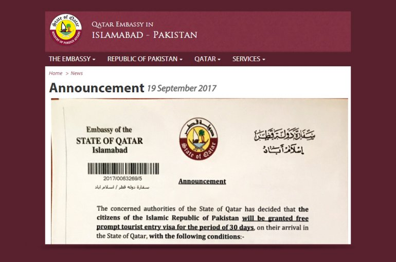 qatar-to-grant-visa-for-stanis Qatari Citizenship Application Form on