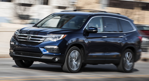 2018 honda pilot elite full review cars auto express new and used car reviews news advice. Black Bedroom Furniture Sets. Home Design Ideas