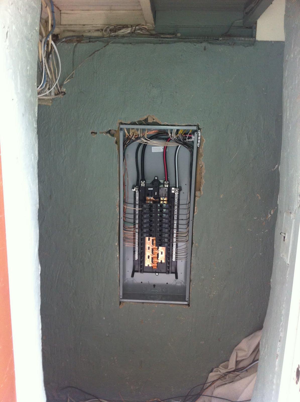 Wiring A Garage Sub Panel