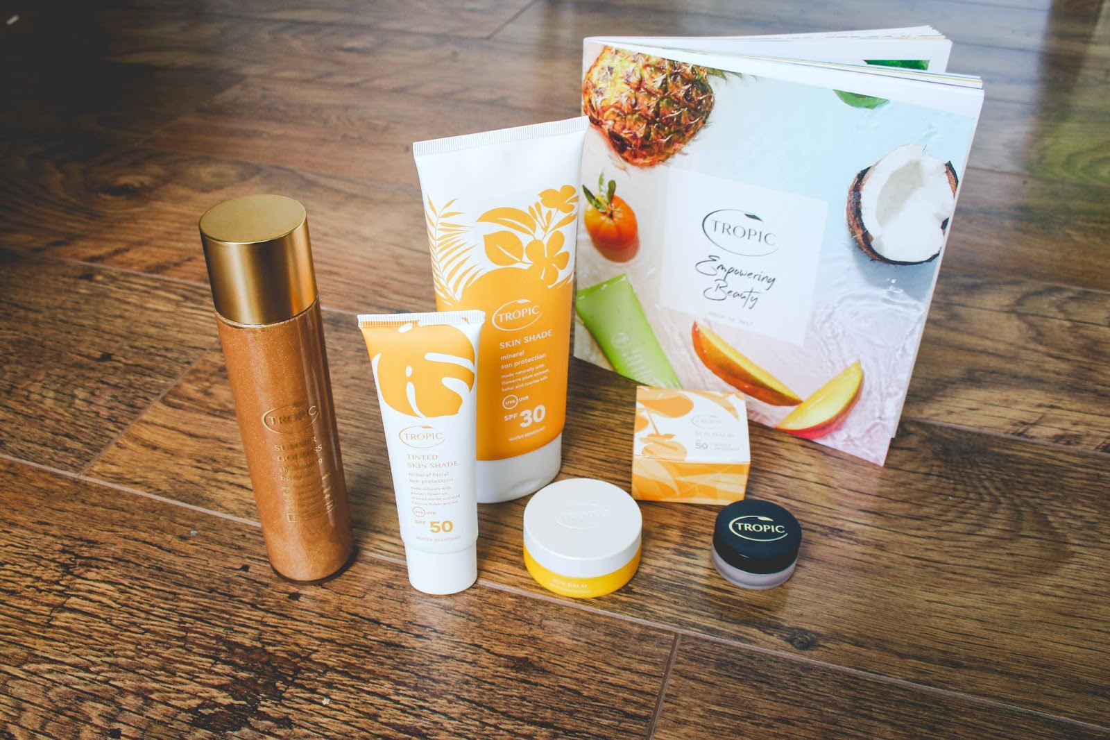 Tropic skincare sunscreen review