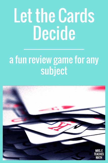 This review game for middle or high school students is SO MUCH FUN! I play this in my classroom before test day. It could be used for math, science, social studies or any other subject! It's an easy, active game that I often play instead of trashketball.