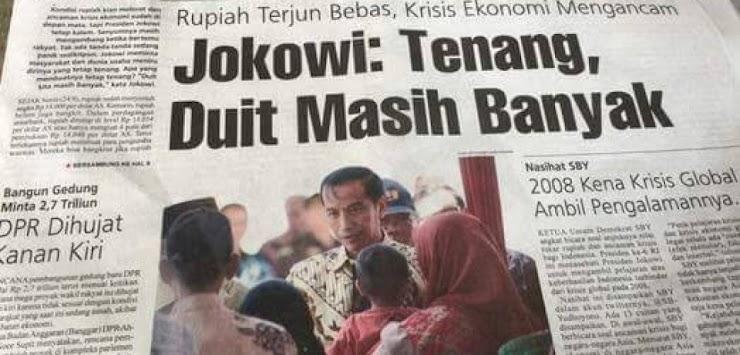 Soal Dana Haji Umat Islam, Jokowi: Dana yang Ada ini Dapat Diinvestasikan ke Tempat yang Menguntungkan