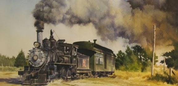 Ο Σιδηρόδρομος στην Αργολίδα 1882 - 1900