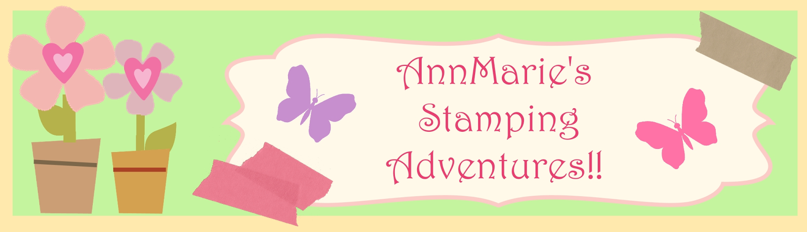AnnMarie's Stamping Adventures!!