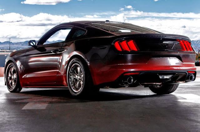 Ford Mustang GT King Cobra Wallpaper