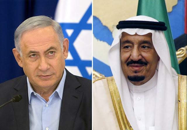 Orang Indonesia Jarang Tahu, Betapa Mesra Hubungan Arab Saudi dengan Israel...