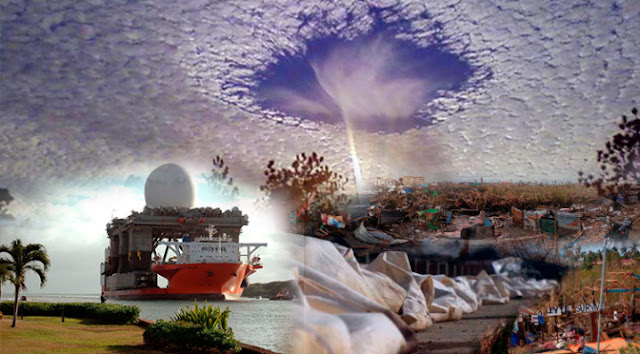 HAARP on Action? 8 Cyclones Formed Simultaneously For The First Time Since 1974