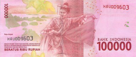uang baru 100 ribu rupiah 2016 belakang