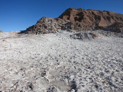 salt flats, Atacama Desert