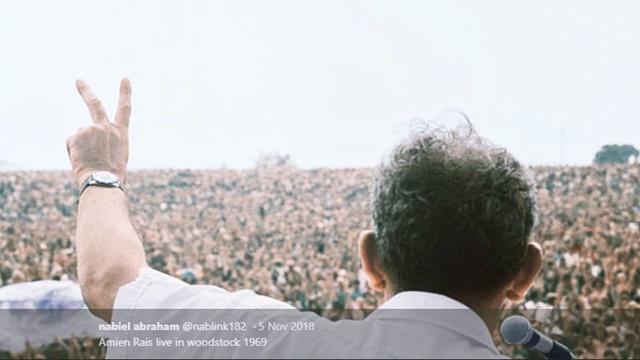 Fahri Hamzah: Seruan <i>People Power</i> Amien Rais Peringatan Keras