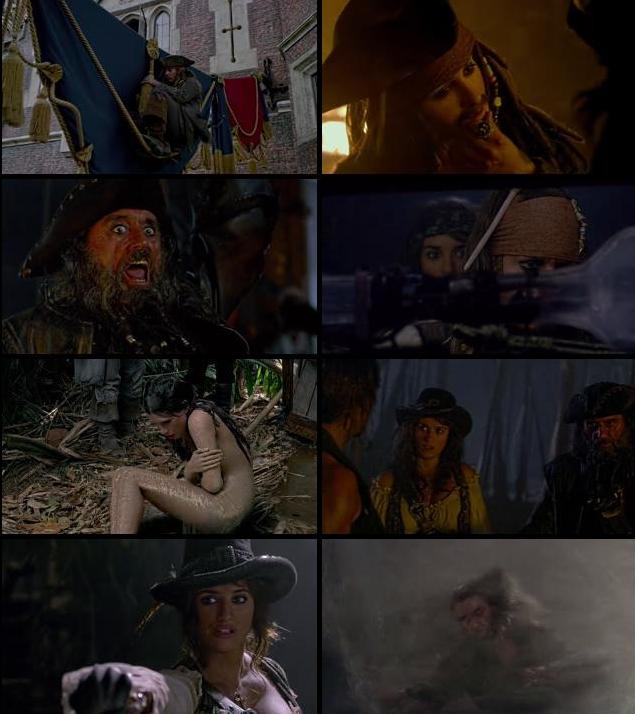 Pirates of the Caribbean On Stranger Tides 2011 Dual Audio 480p BluRay