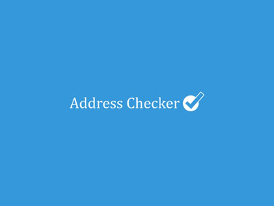 Address Checker