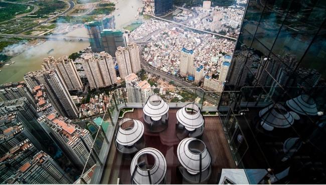 Khách sạn Vinpearl Luxury Landmark 81 mới được khai trương tại TP.HCM