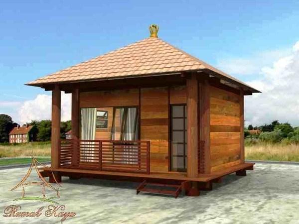 Layanan Kontraktor jasa pembuatan rumah kayu murah di tasikmalaya