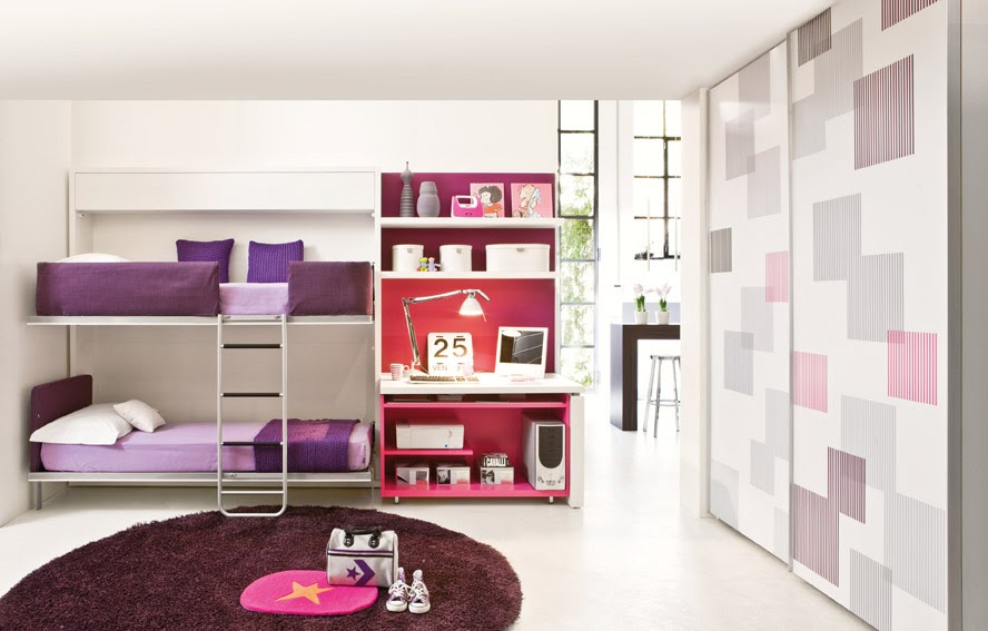 BONETTI CAMERETTE BONETTI BEDROOMS: LOLLISOFT CLEI