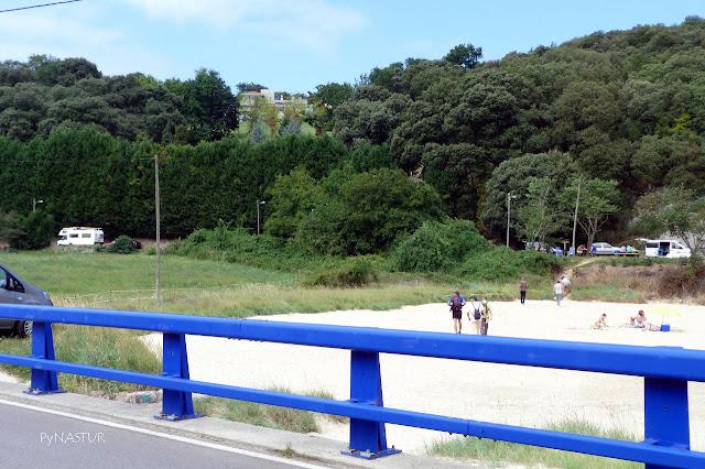 Ensenada de Niembru - Asturias
