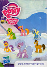 My Little Pony Wave 7 Lilac Links Blind Bag Card