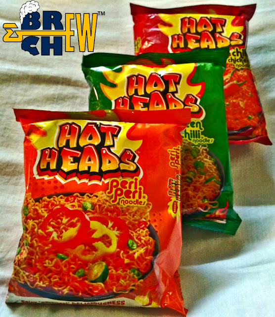 Maggi Hot Heads review