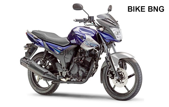 Yamaha SZ-RR Version 2.0 2017 Edition