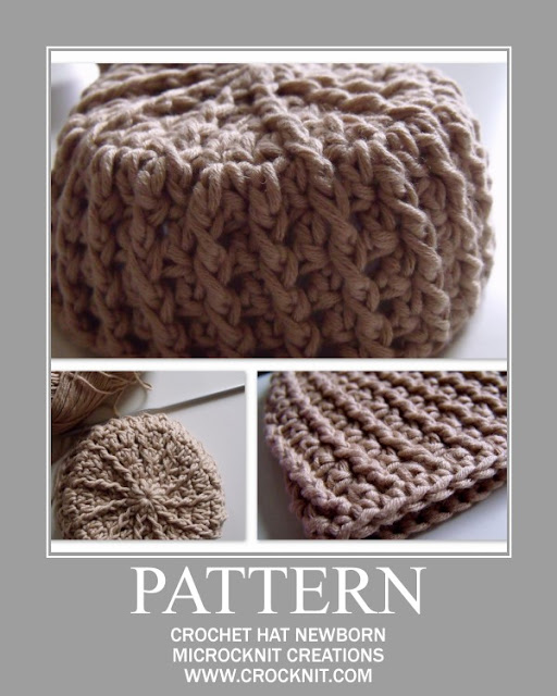 free crochet patterns, hats, beanies, baby, newborn,