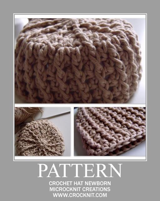 free crochet patterns, hats, beanies, baby, newborn,