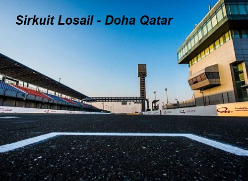 Losail circuit Doha Qatar