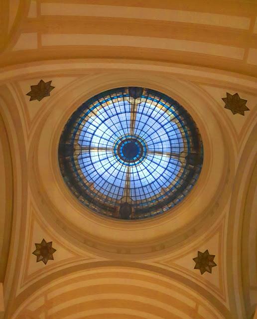 Vitral Sala São Paulo