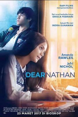 Sinopsis Dear Nathan [Indonesia - Amanda Rawles] (2017)