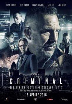 Tội Phạm - Criminal (2016) | HD