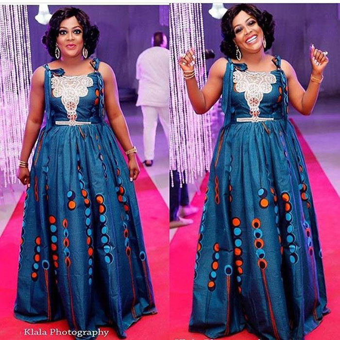 50 Colourful Pictures of The Latest Asoebi And Ankara Styles for ...