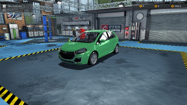 Download Car Mechanic Simulator 2015 PC Games Gameplay
