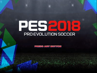PES 2018 PS2 Blezz Patch English Season 2017/2018