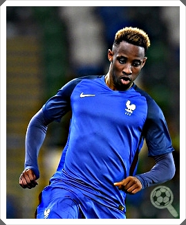 Moussa Dembélé France