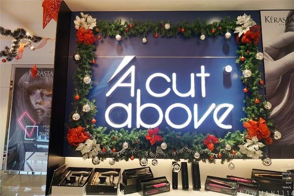 Brazilian Keratin Treatment @ A Cut Above Salon