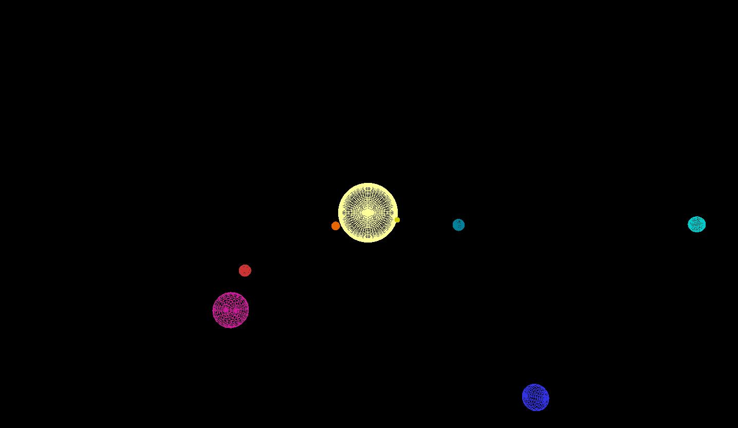 solar system animation - photo #19