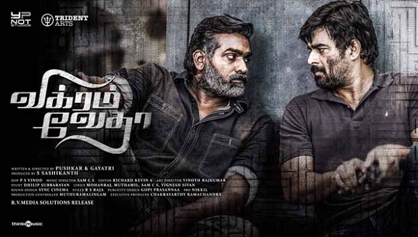 Vikram Vedha (2017) Hindi Dubbed 480p HD-Rip 400MB Malayalam
