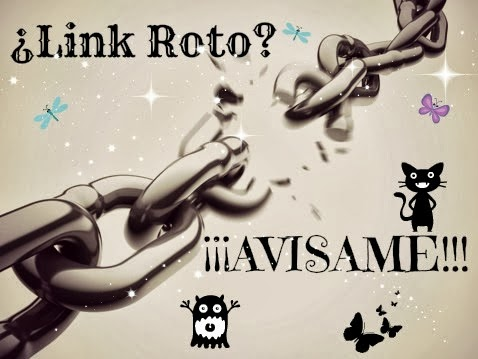¿LINKS ROTOS?