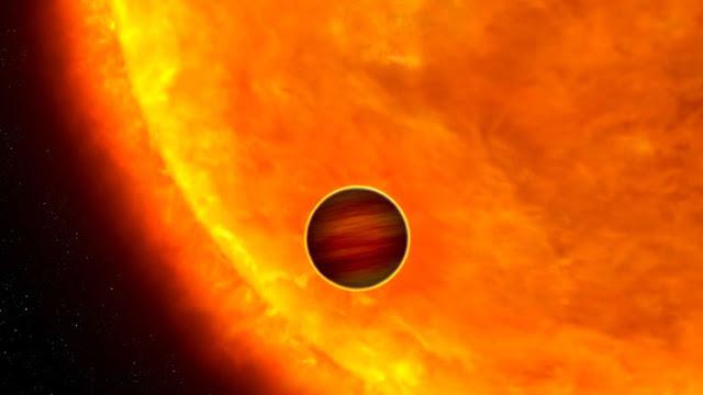 Los astrónomos descubren el oscuro pasado de una 'Estrella de la Muerte' que 'se comió' sus planetas